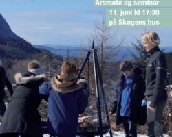 Endelig er den her! Årsrapport med spennede nyheter fra skogbruket i Rogaland
