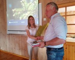 Skogselskapene i Telemark og Buskerud gifter seg