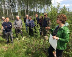 Vellykket skogdag og årsmøte i Ås